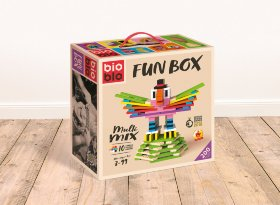 Экоконструктор Bioblo FUN BOX
